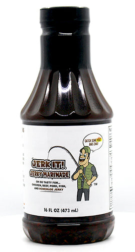 BUY > Jerk It! Jerky Marinade 16 OZ