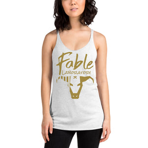 Fable Laboratory Women's Racerback Tank