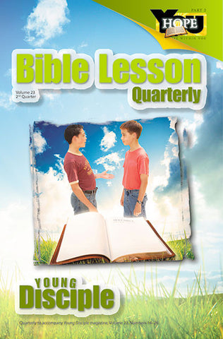 Bible Lesson Quarterly (2014Q2 - Hope Within You #2)