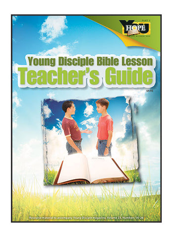 Teacher's Guide (2014Q2 - Hope Within You #2)