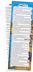 Project: Memory Bookmark (Matthew 6:1-21)