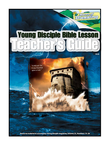 Teacher's Guide (2012Q2 - Mount of Blessing)