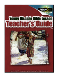 Teacher's Guide (2016Q3 - Pictures of Jesus #1)