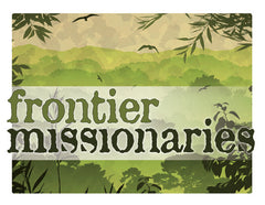 Door Sign in Color: Frontier Missionaries