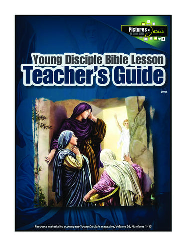 Teacher's Guide (2016Q1 - Pictures of Jesus #3)