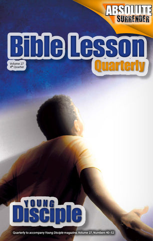 Bible Lesson Quarterly