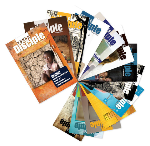 Young Disciple Magazine (2012Q2 - Mount of Blessing)