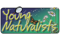 Door Sign in Color: Young Naturalists