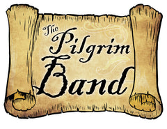 Door Sign in Color: The Pilgrim Band