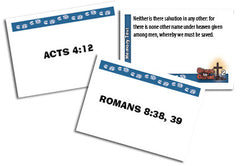Project: Memory Flashcards for Steps to Christ (65 total)