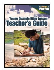 Teacher's Guide (2014Q3 - The Power of Prayer)