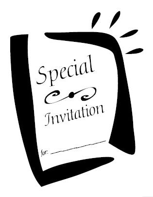 Invitation Booklet