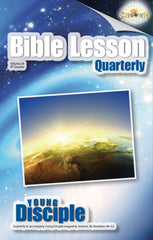 Bible Lesson Quarterly (2019Q4 - Crown of Creation)