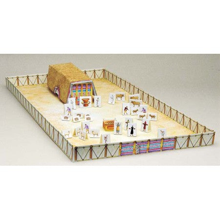 Paper Model of the Tabernacle