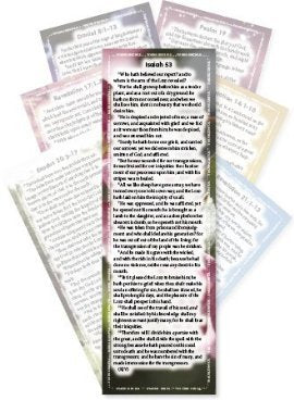 Hosea - Malachi Bookmarks