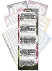 Job - Song of Solomon Bookmarks