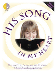 Songbook: His Song in My Heart (with piano line)