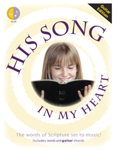 Guitar Book: His Song in My Heart