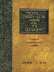 Thayer's Greek-English Lexicon, New Testament
