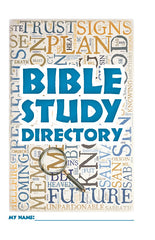 Bible Study Directory Booklet