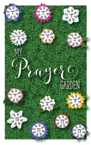 Incentive device: My Prayer Garden (pack of ten)