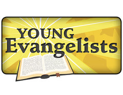 Door Sign in Color: Young Evangelists