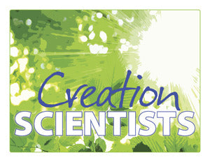 Door Sign in Color: Creation Scientists