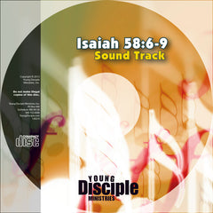Isaiah 58:6-9 Sound Track and Sheet Music