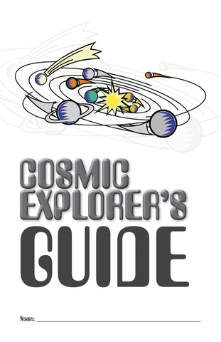 Cosmic Explorer's Guide, Pack of 10