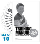 Training Manual for Young Evangelists, Quarter 1 (Set of 10)