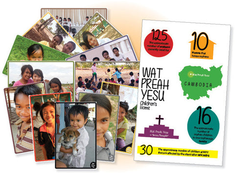 Wat Preah Yesu Mission Kit