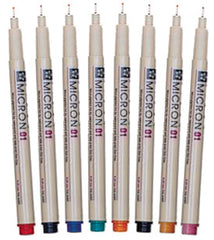 Sakura Micron Pen (Set of 8)