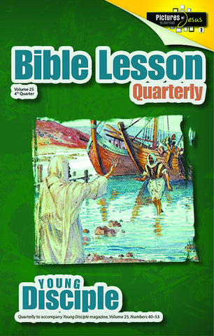 Bible Lesson Quarterly (2020Q4 - Pictures of Jesus #2)