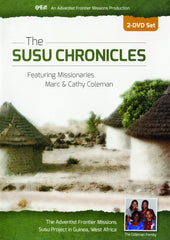 The Susu Chronicles DVD