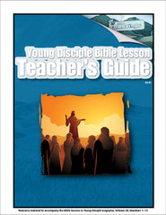 Teacher's Guide (2020Q1 / V29Q1 - The Blessings)