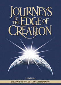 Journeys to the Edge of Creation (2-DVD set)