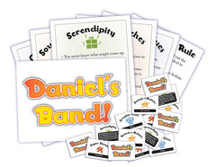 Game Kit: Daniel's Band