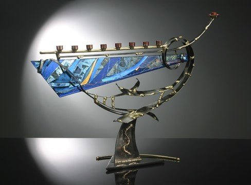 History of the Jewish Menorah
