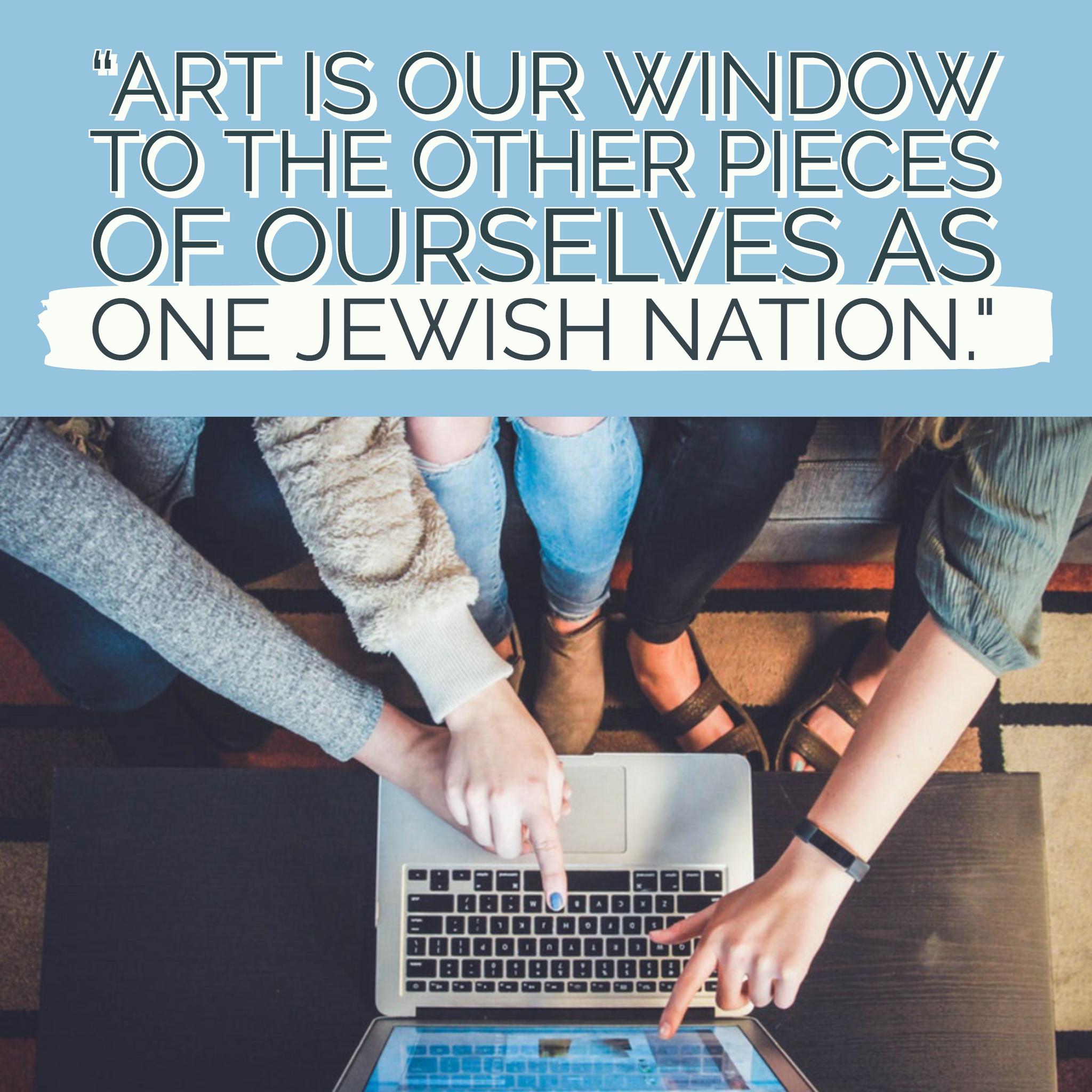 Connecting in the Digital Age: Jewish Unity in the Face of Extraordinary Diversity