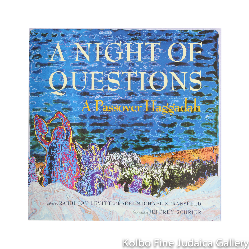 Night of Questions: A Passover Haggadah