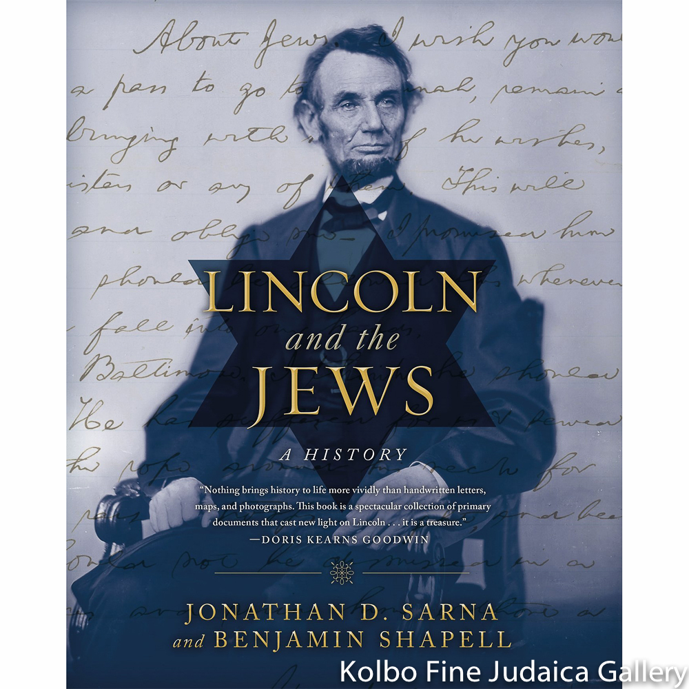 Lincoln and the Jews: A History, hc