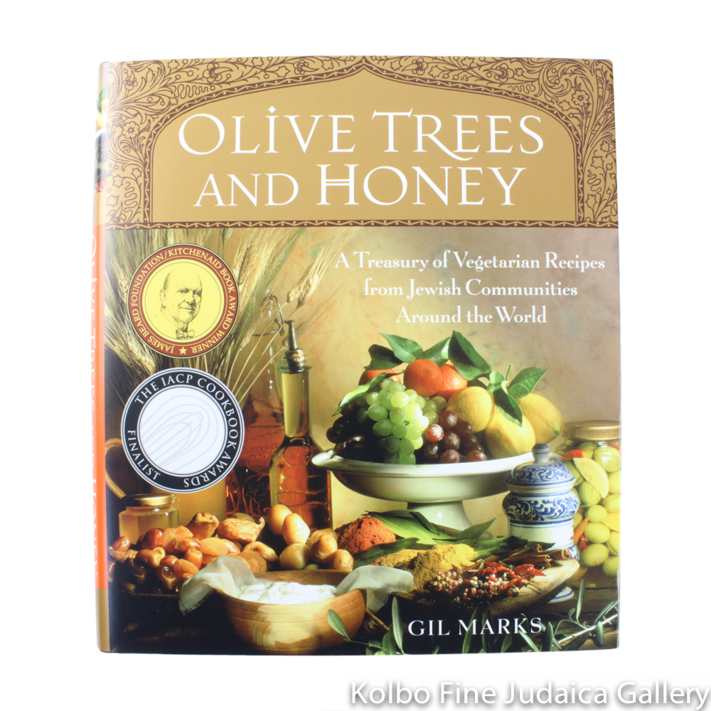 Olive Trees and Honey: A Treasury of Vegetarian Recipes from Jewish Communities Around the World, hc