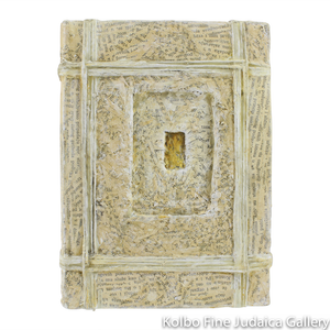 Book Object, The Golden Age, One-of-a-Kind Artwork