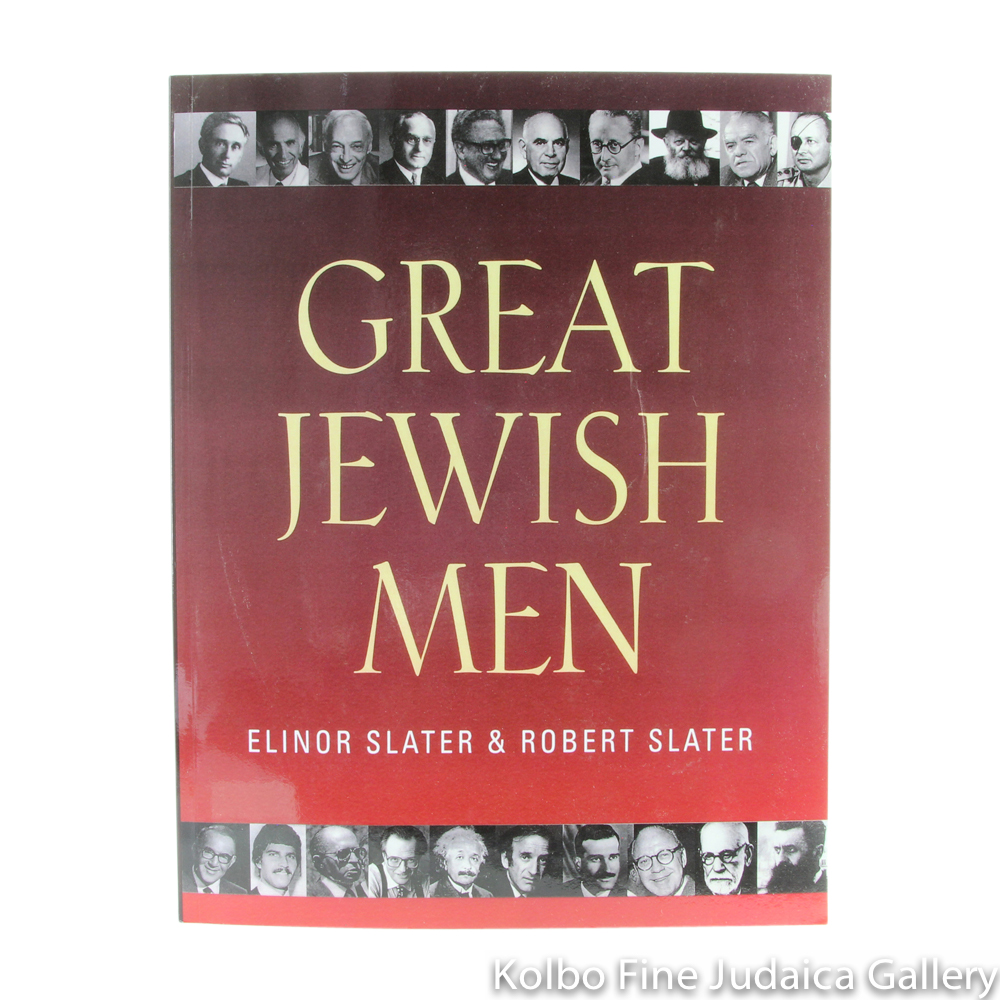 Great Jewish Men, 2018, pb