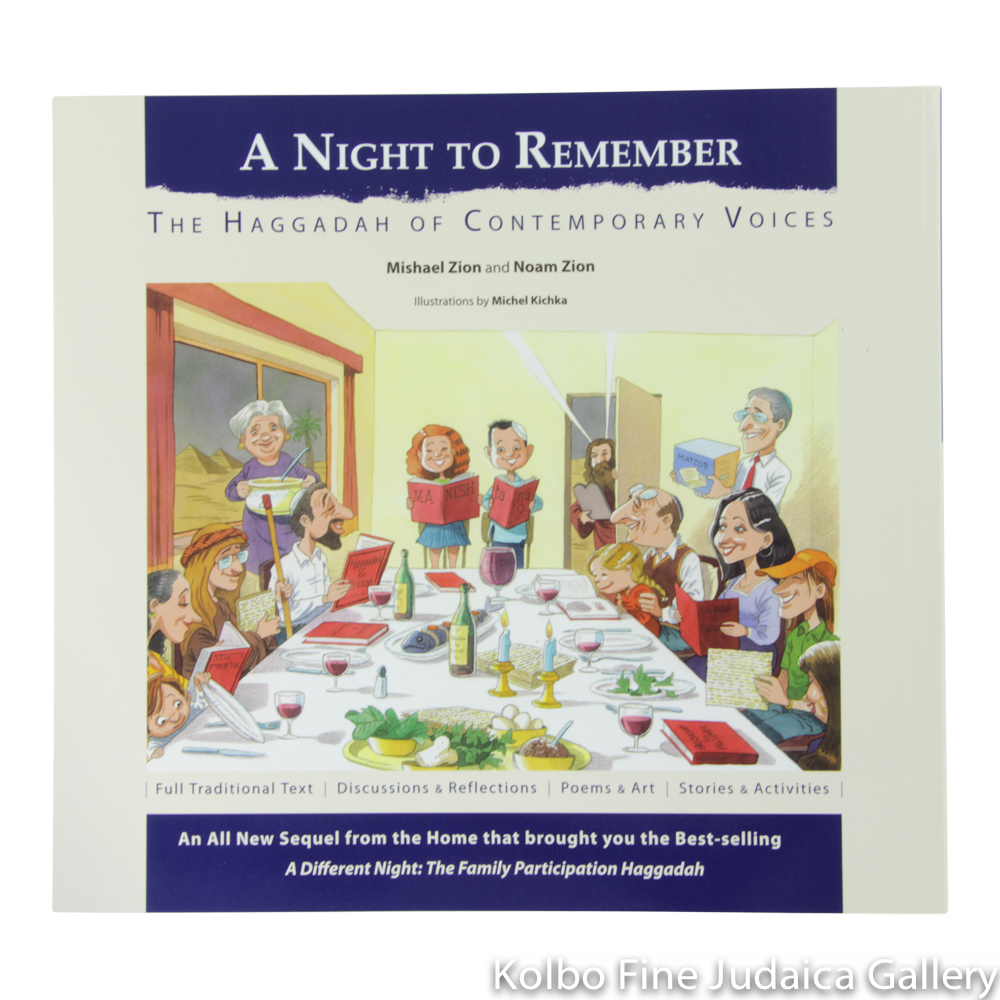 Night to Remember: The Haggadah of Contemporary Voices