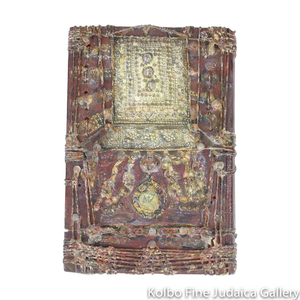 Book Object, Decorated Life, One-of-a-Kind Artwork