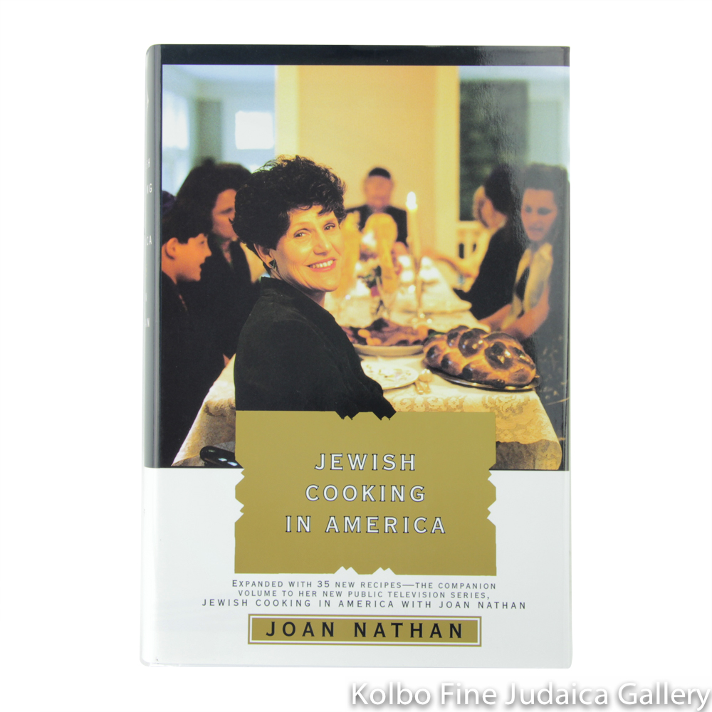 Jewish Cooking in America: Expanded Edition, hc