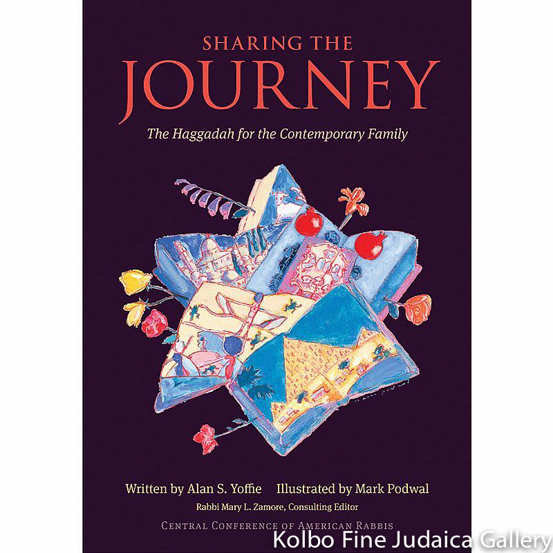 Sharing the Journey: The Haggadah for the Contemporary Family, pb