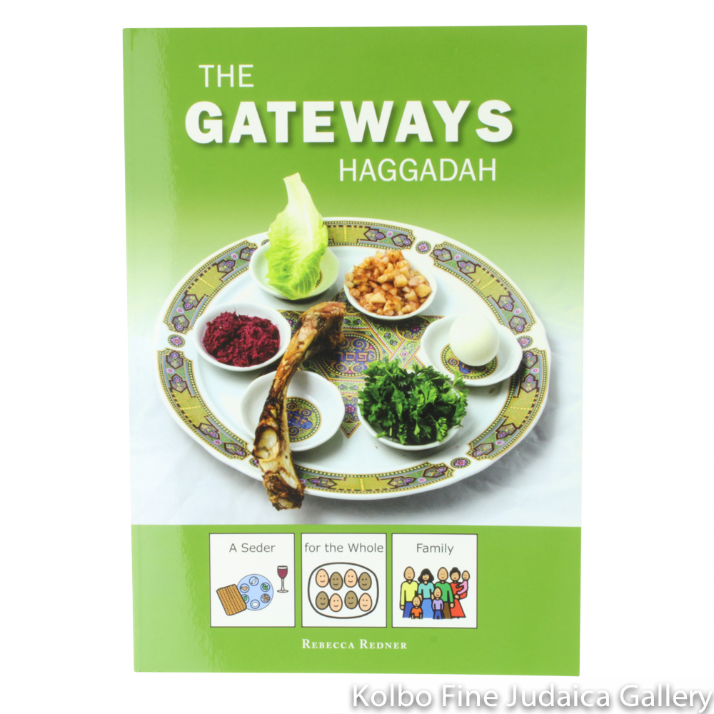 Gateways Haggadah: A Seder for the Whole Family, pb