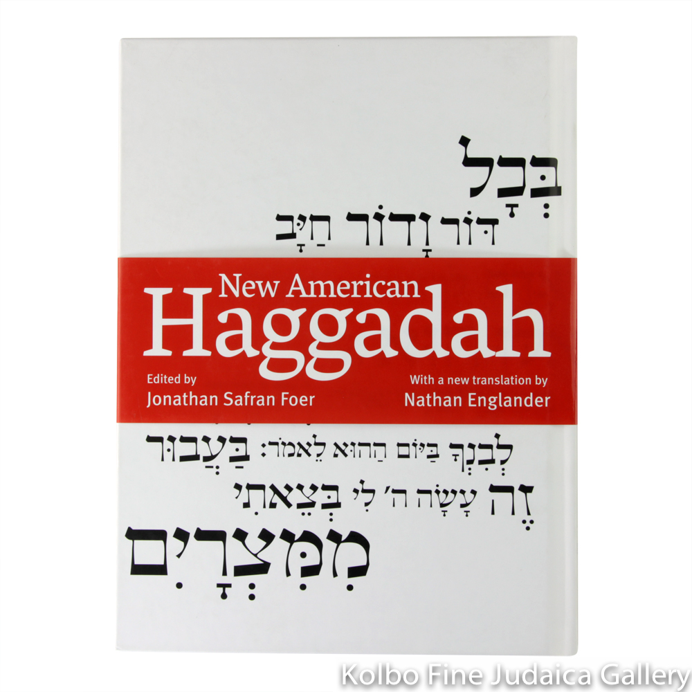 New American Haggadah, Hardcover at Paperback Price